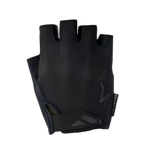 Specialized Women's Body Geometry Sport Gel SF Gloves Black