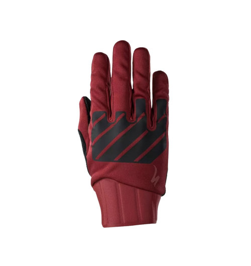 Specialized Women's Trail Thermal Gloves Crimson