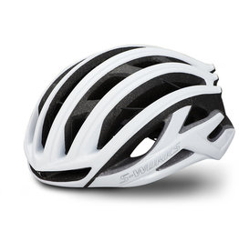 Specialized S-Works Prevail II Vent Matte Gloss White/Chrome