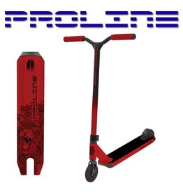 L1 Series Scooter - RED