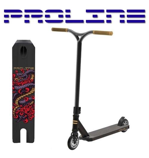 L2 Series Scooter - Black