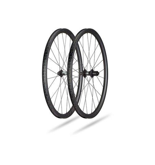 Roval Terra C Wheelset 700c Satin Carbon/Satin Black