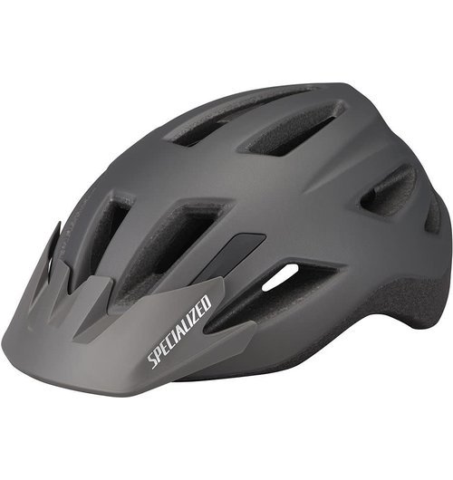 Specialized Shuffle Youth Standard Buckle Youth (7–10Y+) Helmet Satin Smoke