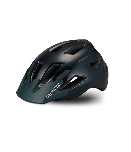 Specialized Shuffle Child Standard Buckle Child (4–7Y) Helmet Gloss Forest Green/Oasis