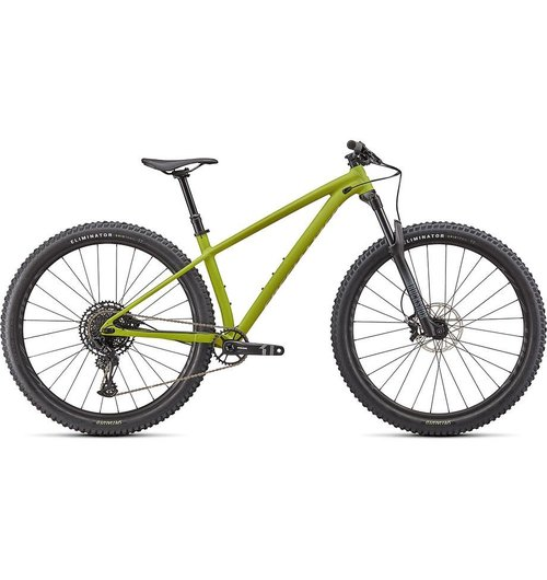Specialized Fuse Comp 29 Satin Olive Green