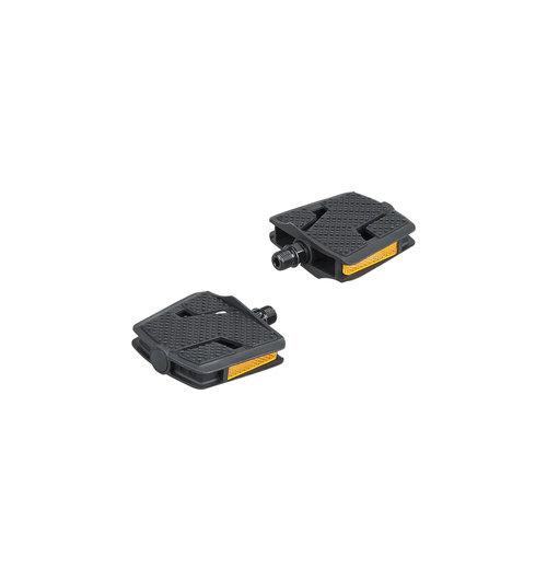 "Trek Kids' Platform Small Pedal Set 9/16""(15 mm) Black"