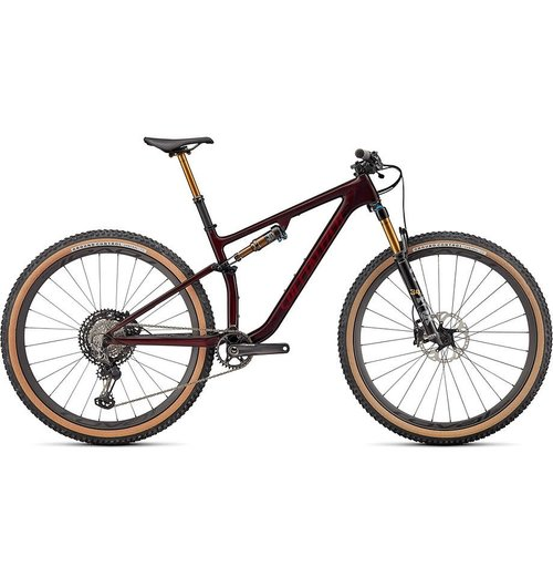 Specialized Epic EVO Pro Gloss Red Onyx / Red Tint Over Carbon