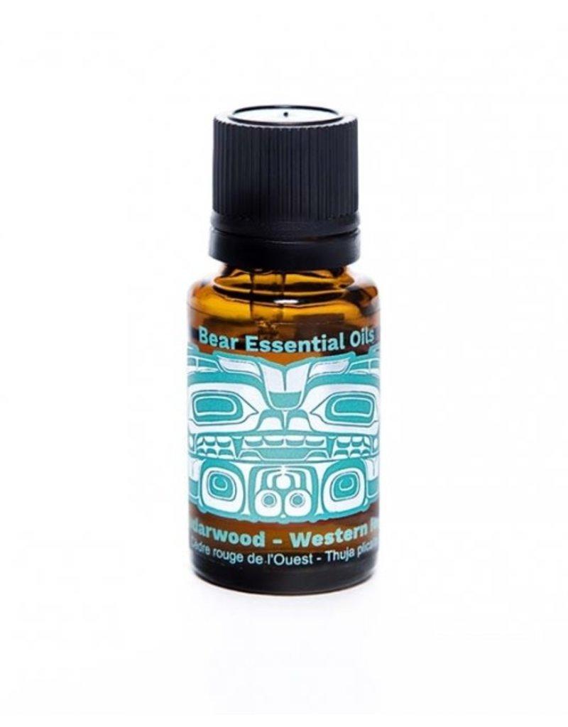 Bear Essentials Essential Oil- Cedarwood (Western Red)