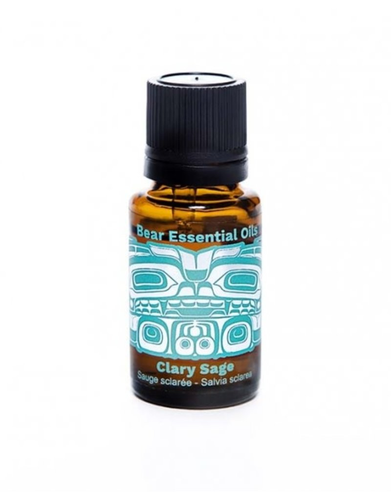 Bear Essentials Essential Oil- Clary Sage