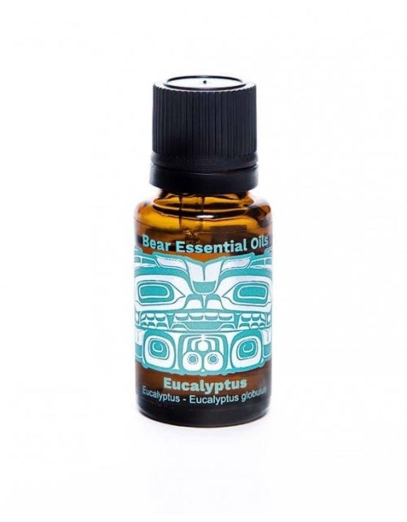 Bear Essentials Essential Oil- Eucalyptus
