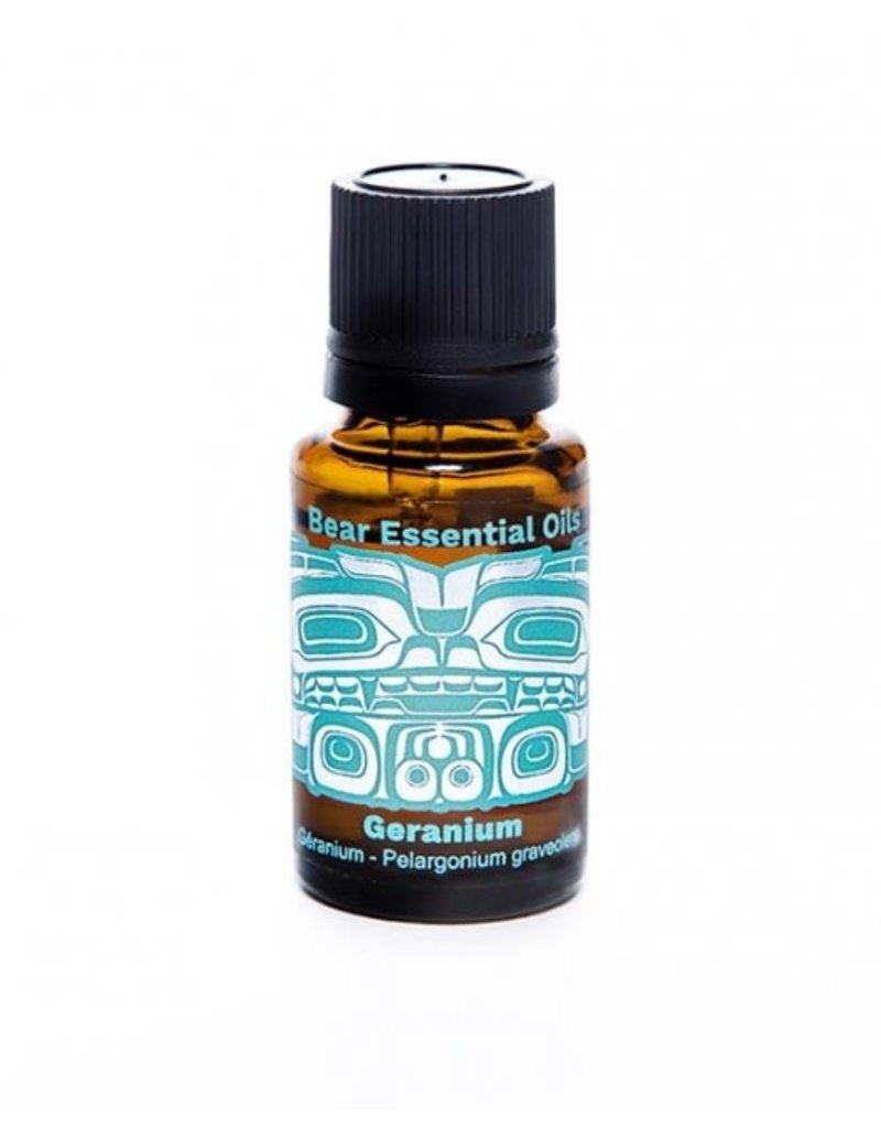 Bear Essentials Essential Oil- Geranium