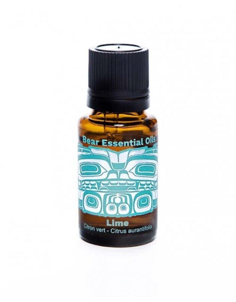Bear Essentials Essential Oil- Lime