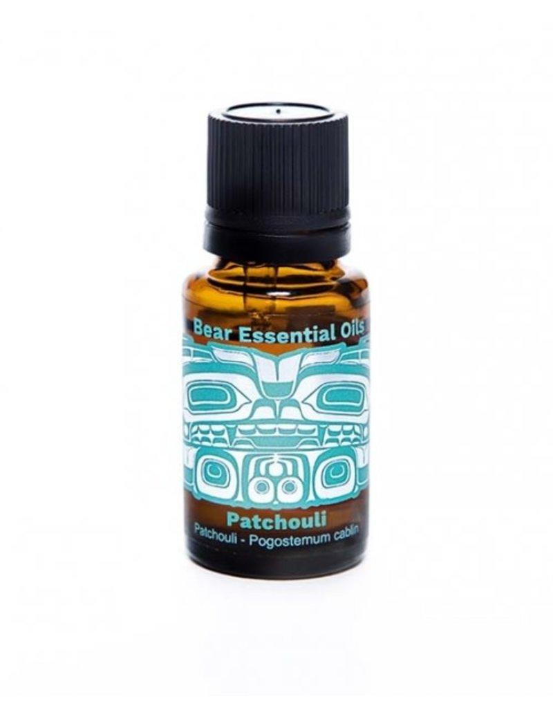 Bear Essentials Essential Oil- Patchouli