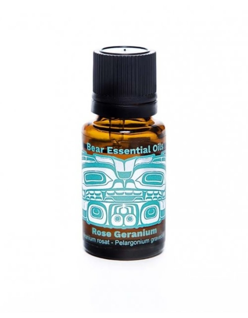 Bear Essentials Essential Oil- Rose Geranium