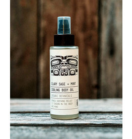 Bear Essentials Clary Sage + Mint body oil