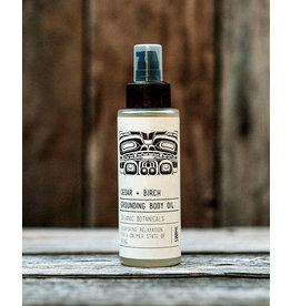 Bear Essentials Cedarwood + Birch body oil