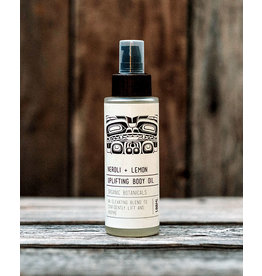 Bear Essentials Neroli + Lemon body oil