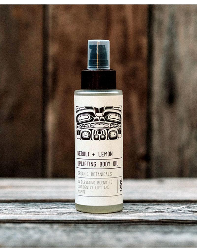 Bear Essentials Neroli + Lemon body oil