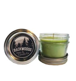 Backwoods Soap & Co Margarita Mini Mason