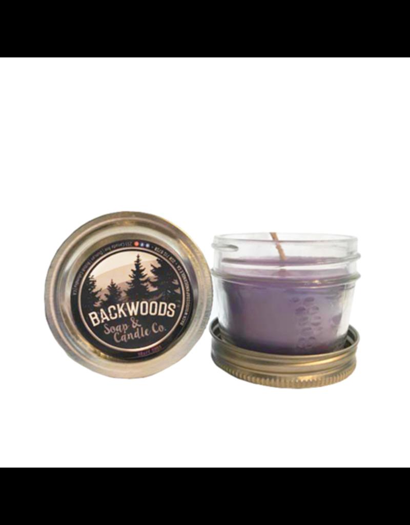 Backwoods Soap & Co Grape Soda Mini Mason