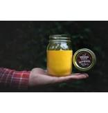 Backwoods Soap & Co Citronella Large Mason
