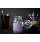 Backwoods Soap & Co Grape Soda Large Mason