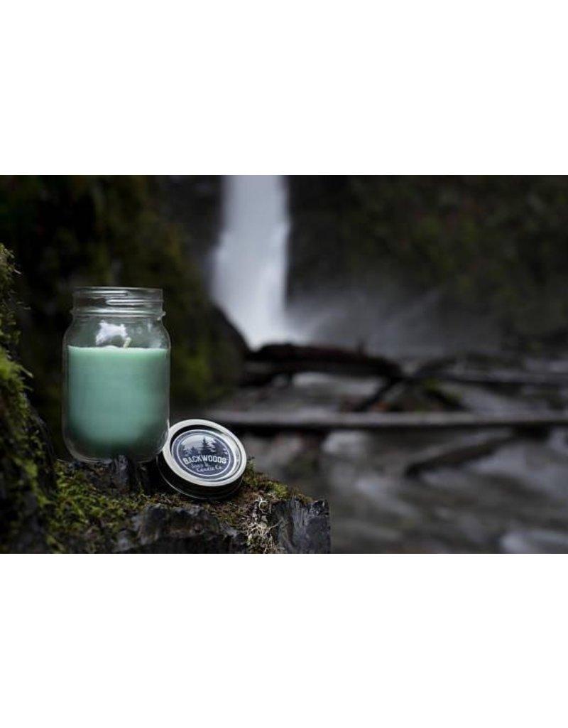 Backwoods Soap & Co Love Spell Large Mason