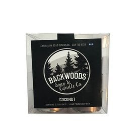 Backwoods Soap & Co Coconut Tealights