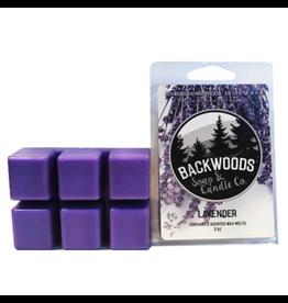Backwoods Soap & Co Lavender Wax Melt