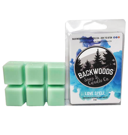 Backwoods Soap & Co Love Spell Wax Melt