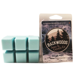 Backwoods Soap & Co Ocean MIst Wax Melt