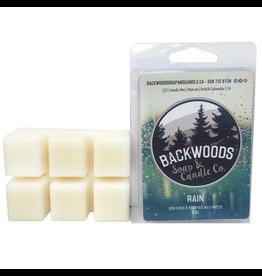 Backwoods Soap & Co Rain Wax Melt