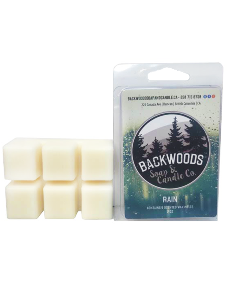 Backwoods Soap & Co Rain Wax Melt