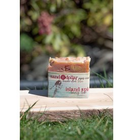 Sand Dollar Soap Co Island Spice