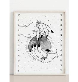 MELI.THELOVER Zodiac Print