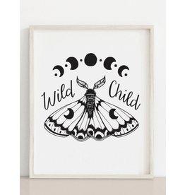 Melina Wild Child Print