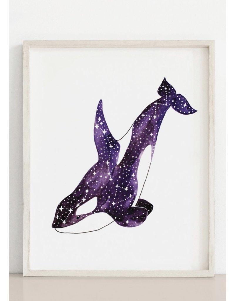 MELI.THELOVER Orca Print