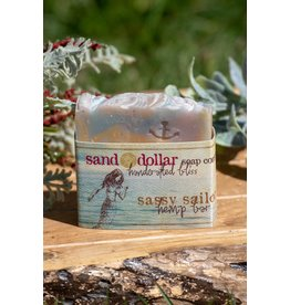 Sand Dollar Soap Co Sassy Sailor