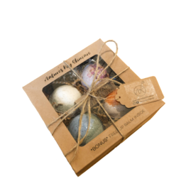 Natures Key Skincare Specialty Bath Bomb Set