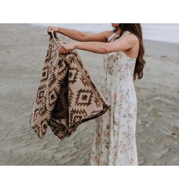Modest Maverick Tofino Beach Blanket - SANDY
