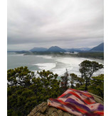Modest Maverick Tofino Beach Blanket - SUNSET