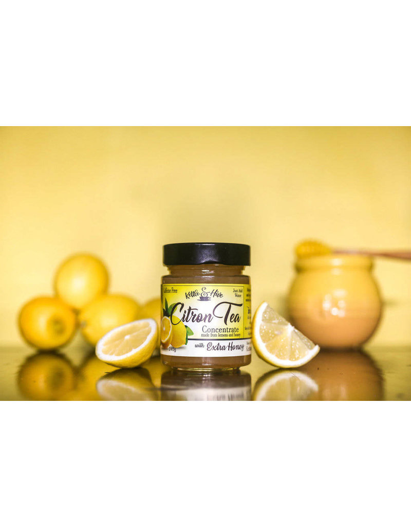 Kettle & Hive Citron Tea Extra Honey