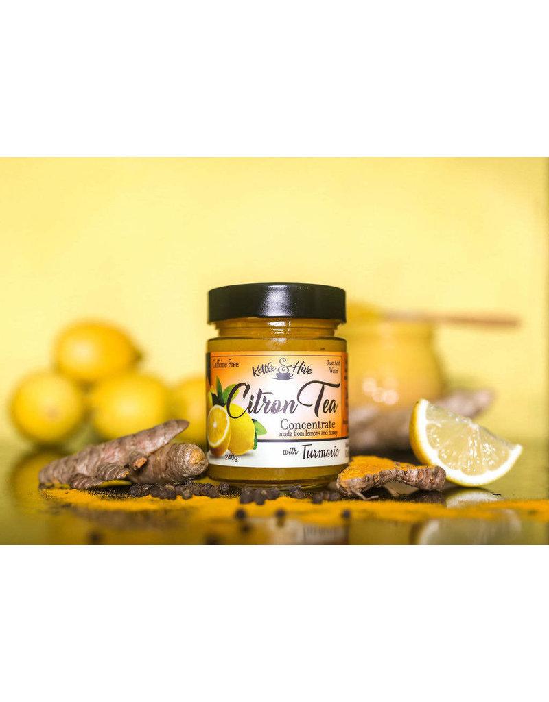 Kettle & Hive Citron Tea Turmeric