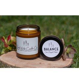 Island Wick Candle Co 8oz Jar- Balance