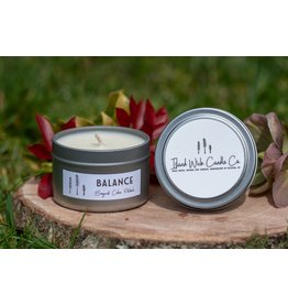 Island Wick Candle Co 4oz Tin-  Balance