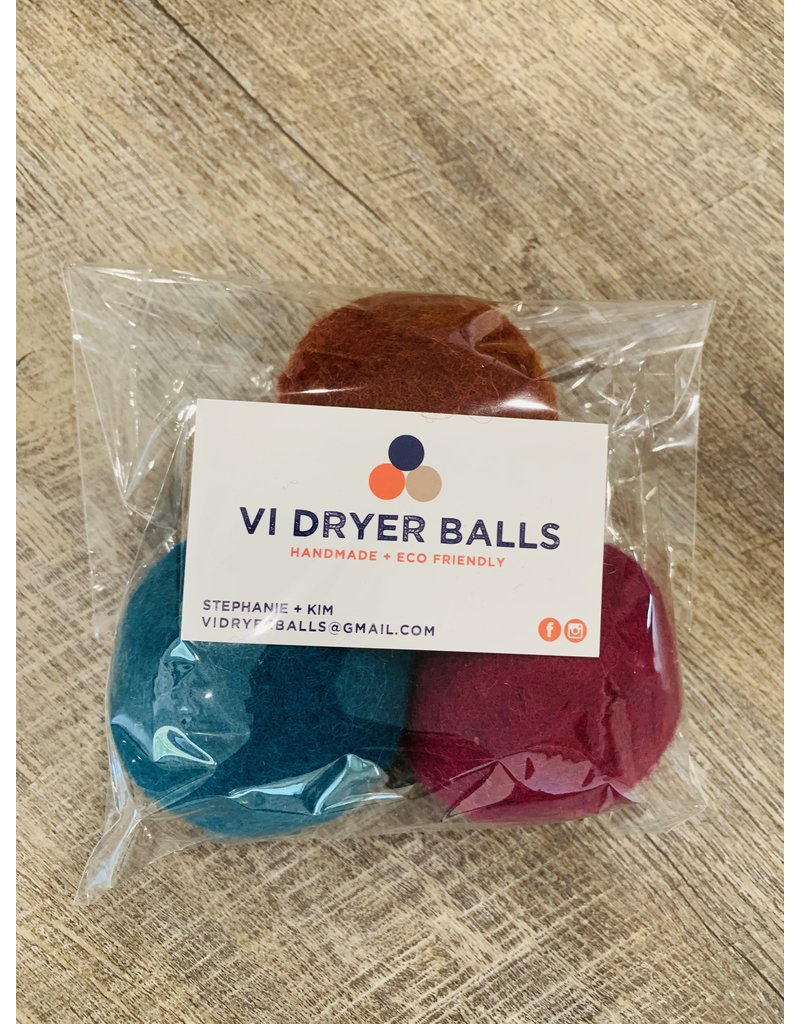 VI Dryer Balls Dryer Balls (Pack of 3)