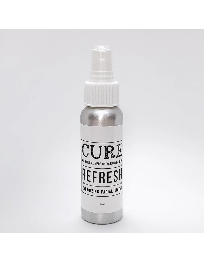 CURE Soaps Refresh Energizing Facial Water