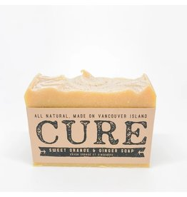 CURE Soaps Sweet Orange & Ginger