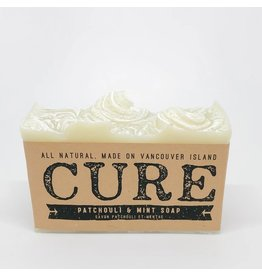 CURE Soaps Patchouli Mint