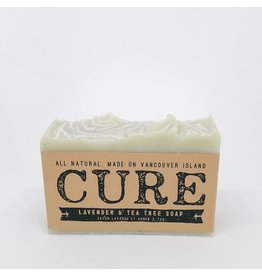 CURE Soaps Lavender Tea Tree